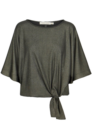 Mara Side Tie Top