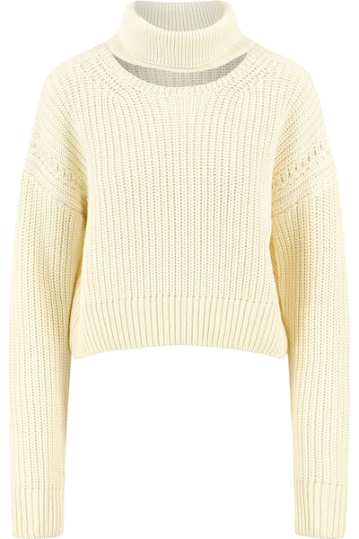 Fireside Cropped Sweater