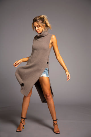Ana Tunic Sweater
