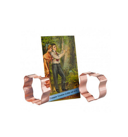 Banner Copper Cookie Cutters