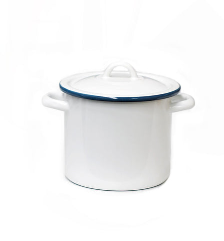 Enamel Soup Pot