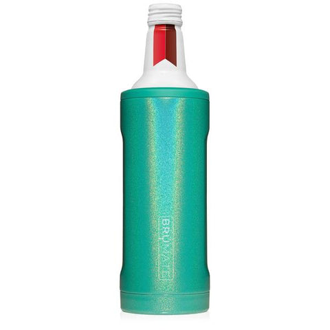 Brumate Hopsulator Twist - 16oz - Glitter Peacock