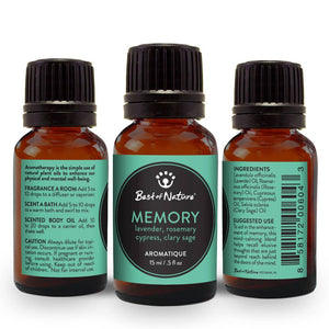 Best of Nature - Memory Aromatique