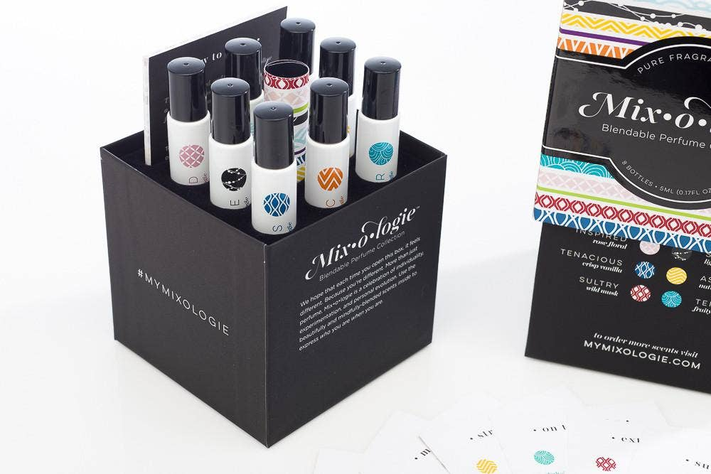 Mixologie - Mixologie Blendable Perfume Collection