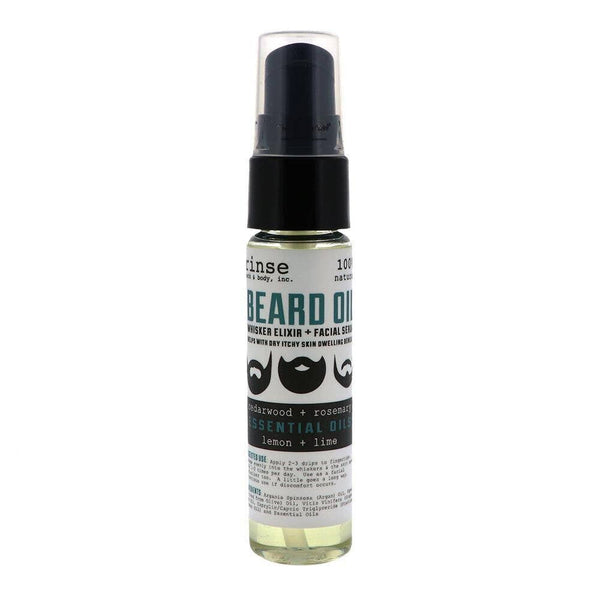Rinse Bath Body Inc - Beard Oil (Skin & Whisker Elixer)