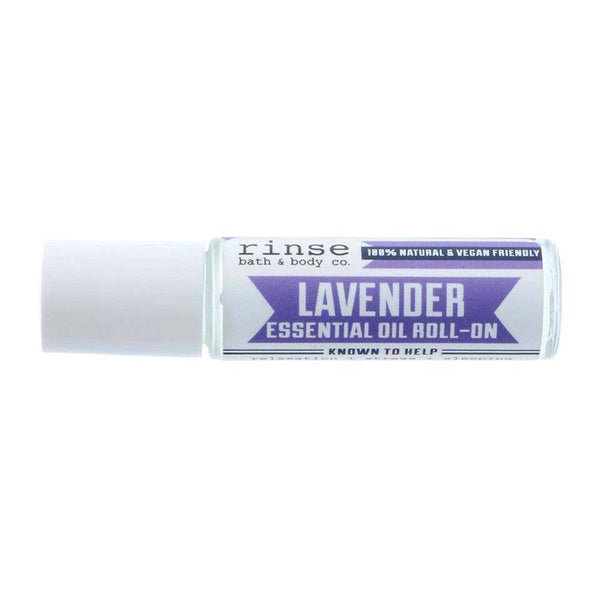 Rinse Bath Body Inc - Roll-On Lavender Essential Oil