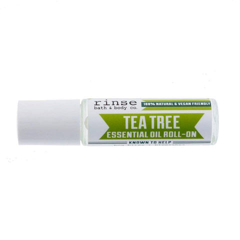 Rinse Bath Body Inc - Roll-On Tea Tree Essential Oil