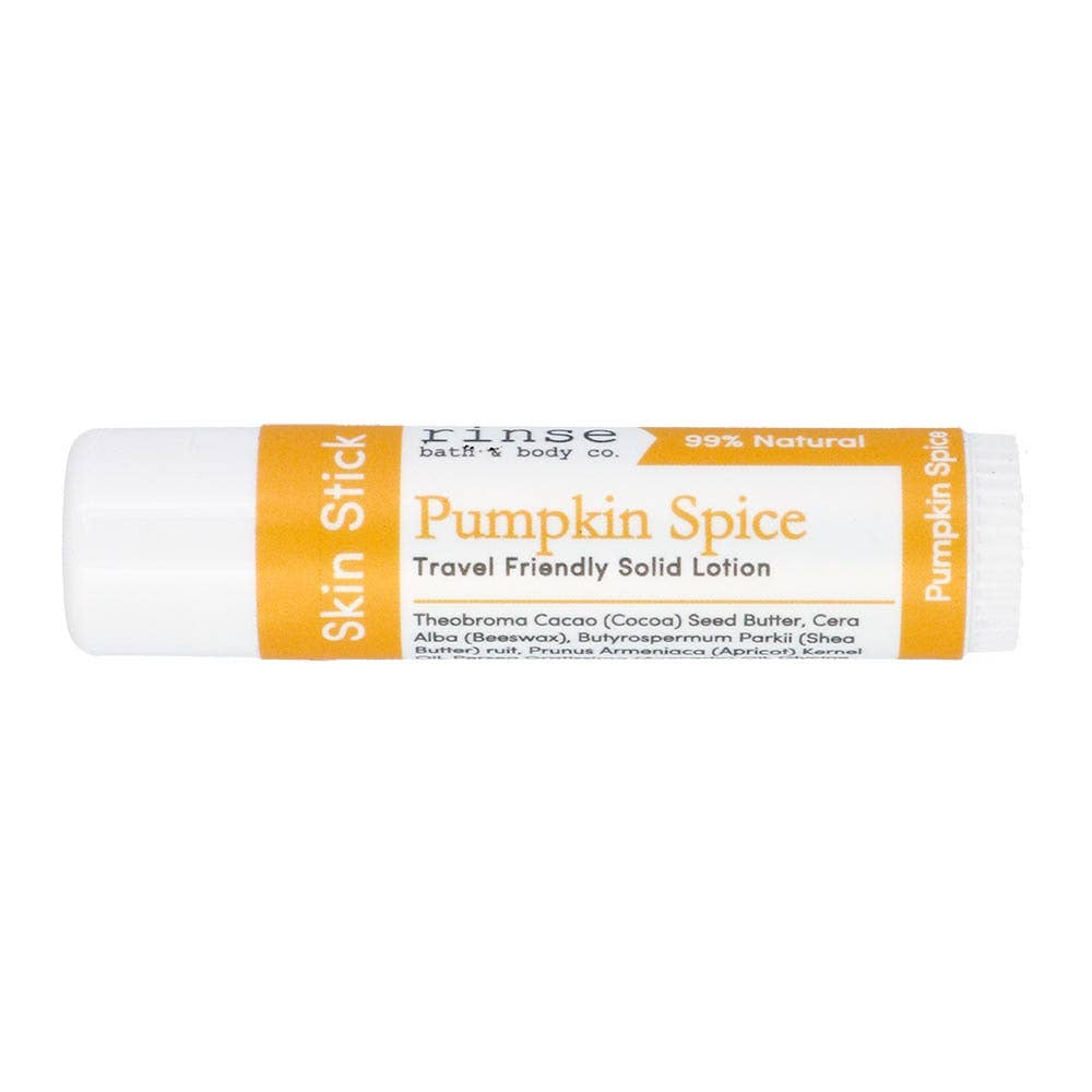 Rinse Bath Body Inc - Skin Stick - Pumpkin Spice
