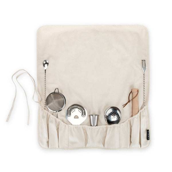 Viski - Viski Professional Canvas Bar Tool Roll Up