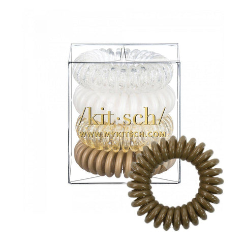 KITSCH - Stargazer Hair Coils - Pack of 4