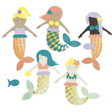 Paper Source Wholesale - Mermaids DIY Craft Kit