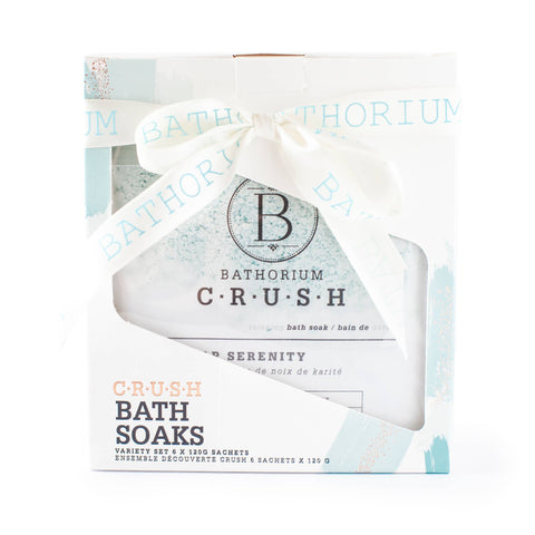 Bathorium - Six Pack CRUSH Gift Set