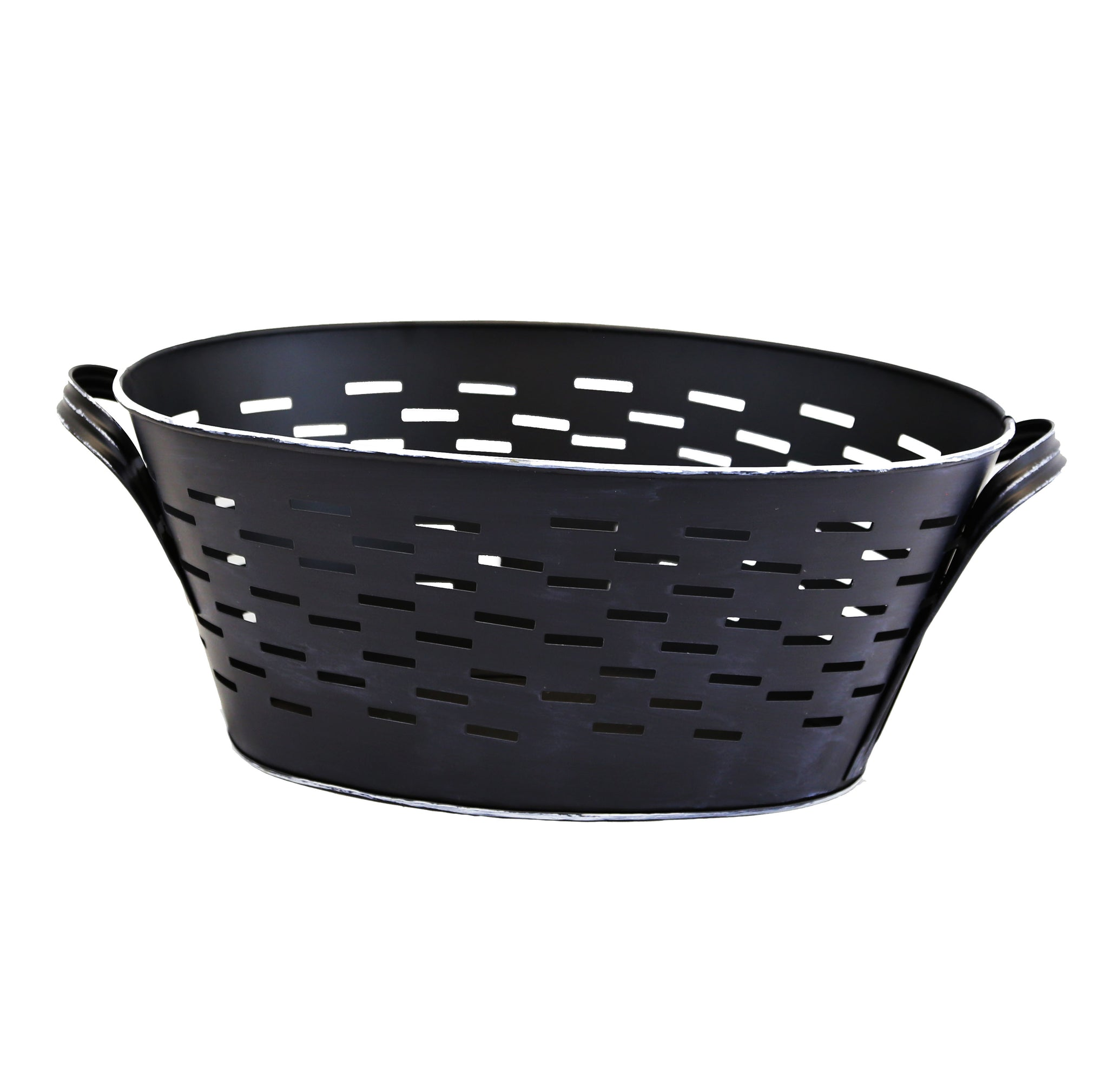 Kraft klub - Antique Black Olive Tub