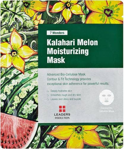 Leaders Cosmetics USA - 7 Wonders Kalahari Melon Moisturizing Mask