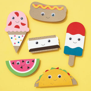 Paper Source Wholesale - Summer Picnic Food DIY Craft Kit