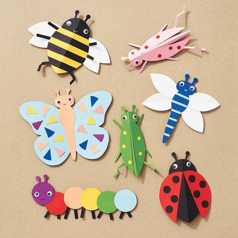 Paper Source Wholesale - Bugs DIY Craft Kit