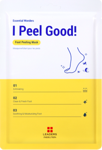 Leaders Cosmetics USA - I Peel Good! Foot Peeling Mask