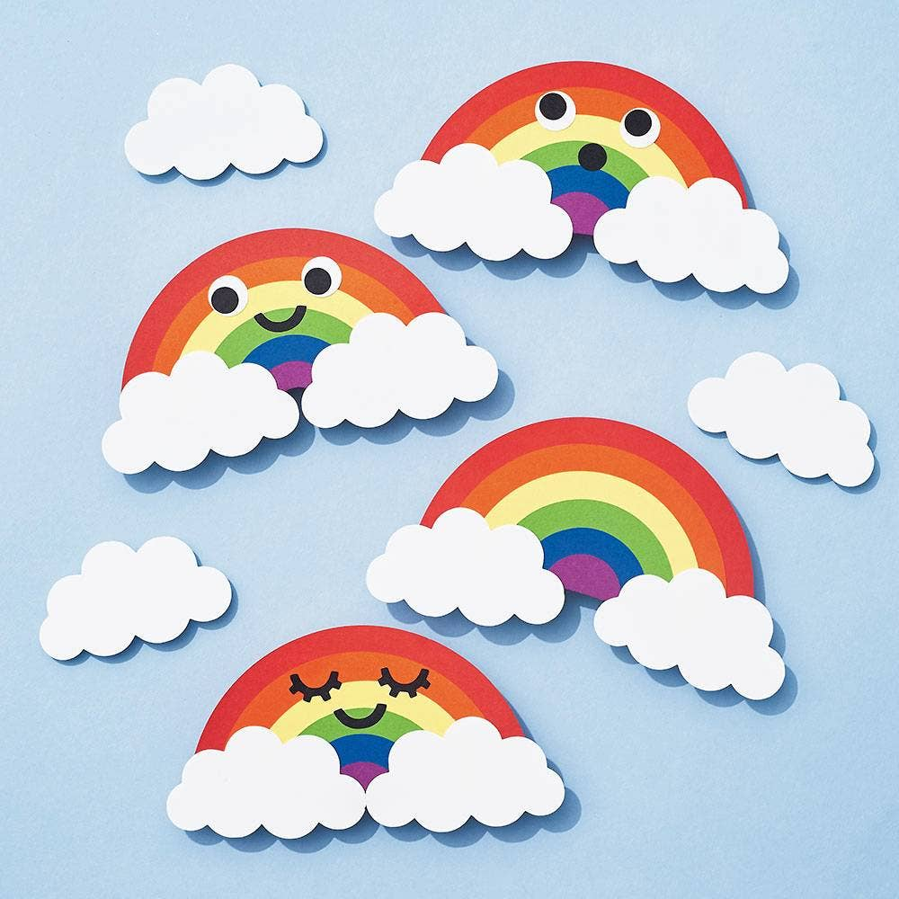 Paper Source Wholesale - Rainbow DIY Craft Kit