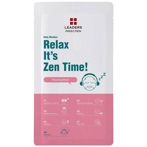 Leaders Cosmetics USA - Daily Wonders Relax Its Zen Time