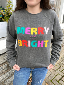 Merry and Bright Signature Sweatshirt