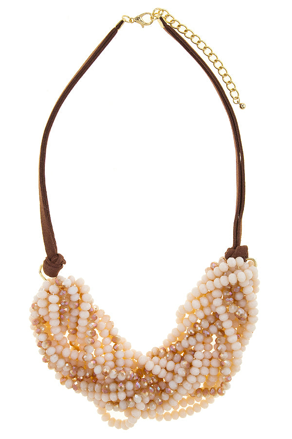 Holly Necklace: Available in 4 Colors