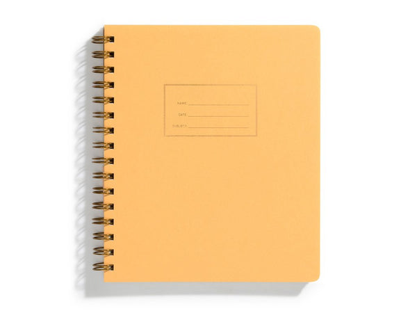 The Essential Notebook, Blank Inside Pages