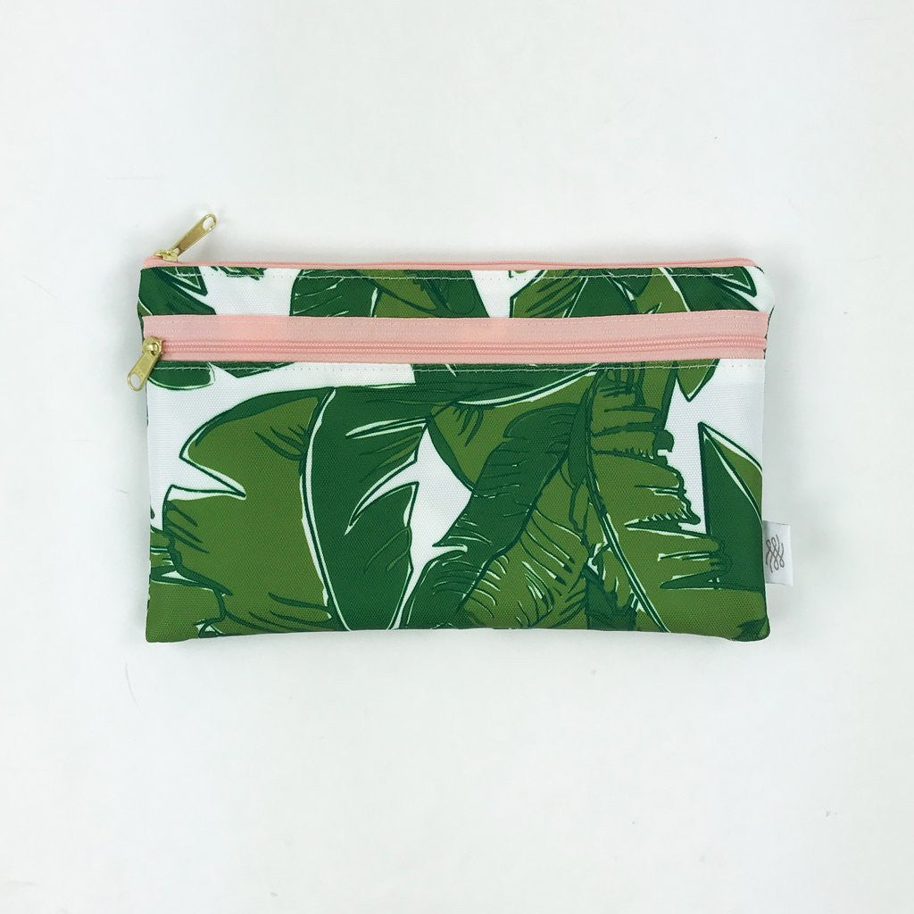 Wet + Dry Wallet Pouch in Palm
