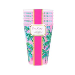 Lilly Pulitzer Pool Cups - Suite Views