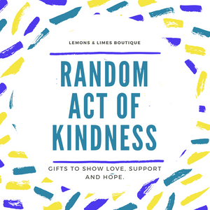 Random Act of Kindness Box: Boutique Accessories for Good