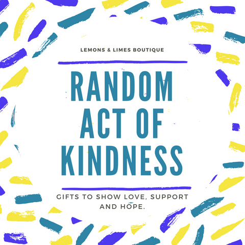 <<Random Act of Kindness Box: Boutique Accessories for Good>>