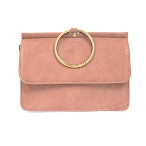 Aria Ring Bag in Mauve