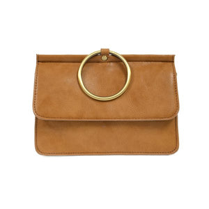 Aria Ring Bag in Camel