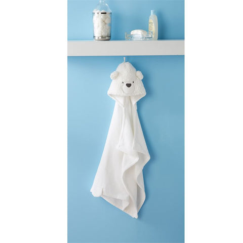 Bear Baby Hooded Towel