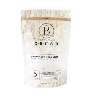 CRUSH Bath Soak in Ancient Oat Hydration