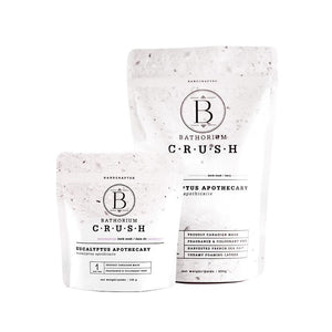 CRUSH Bath Soak in Eucalyptus