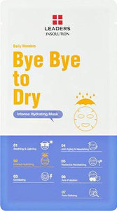 Leaders Cosmetics USA - Daily Wonders Bye Bye to Dry Mask