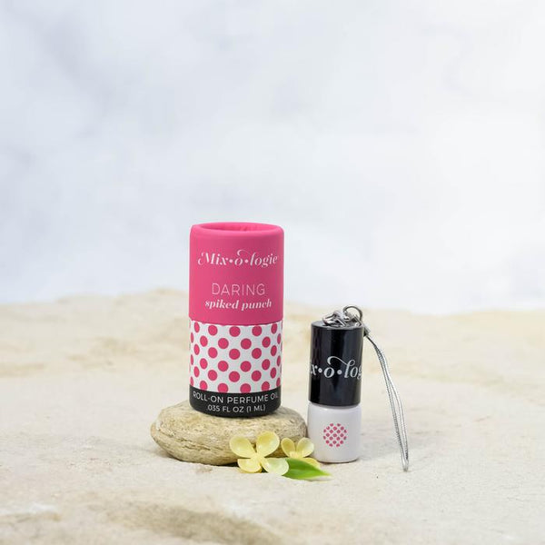 Mixologie - Daring (spiked punch) Mini Roll-On Keychain Perfume (1 mL)