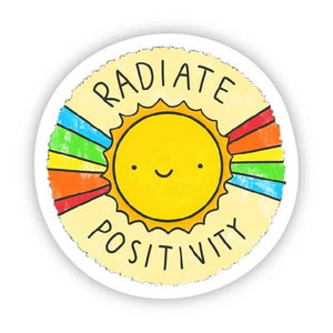 Big Moods - Radiate Positivity