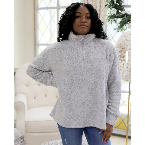 Fairbanks Quarter Zip Pullover