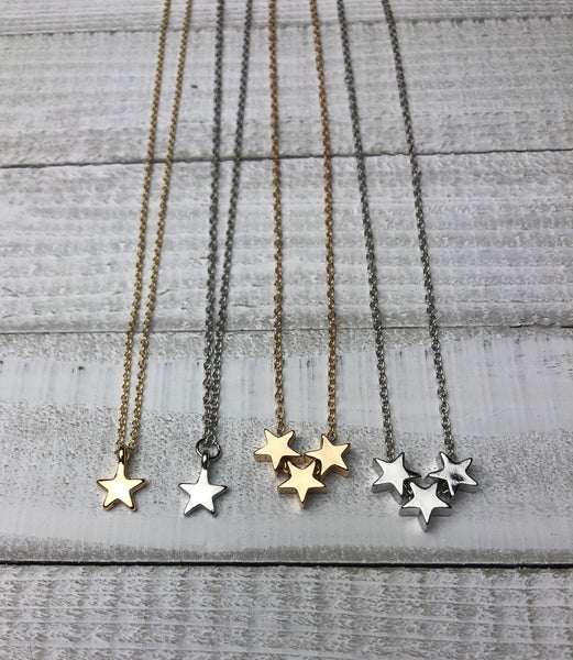Twinkle Twinkle Little Star Necklaces