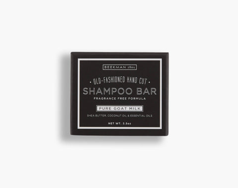 Beekman 1802 Shampoo Bar- Pure Goat Milk