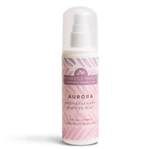 Honestly Margo- Aurora Aromatherapy Shower Mist