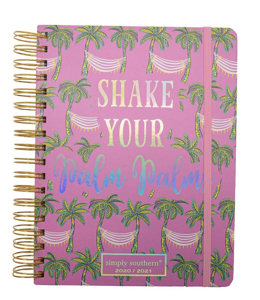 Simply Southern 2020 Planner- Shake