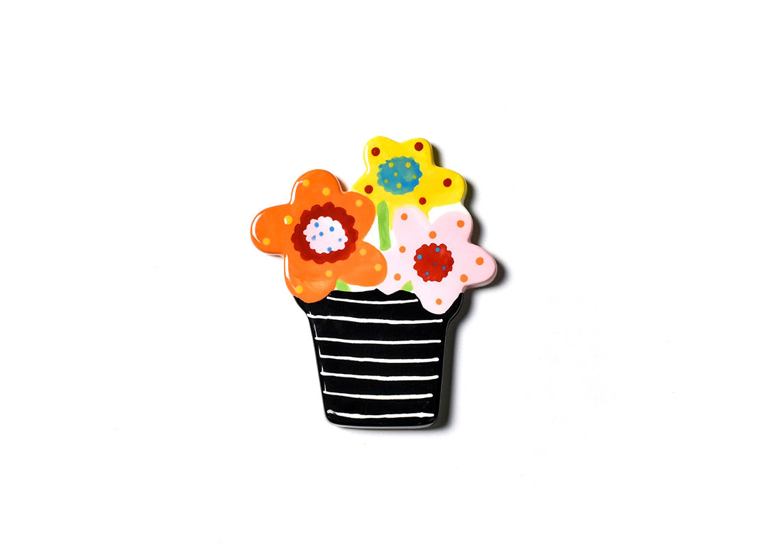 Happy Everything- Flowers Mini Attachment