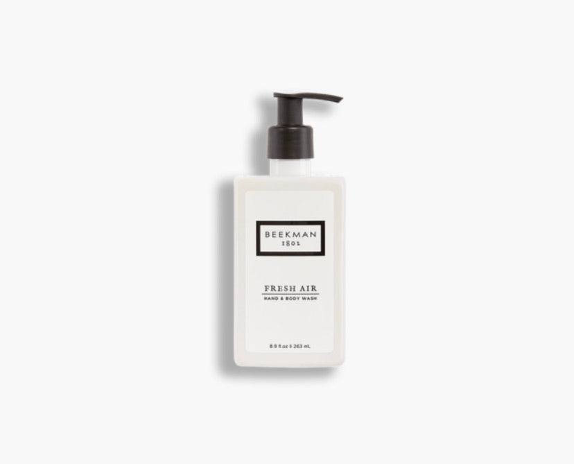 Beekman 1802 Hand & Body Wash- Fresh Air