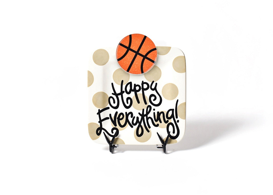 Basketball Mini Attachment - Happy Everything