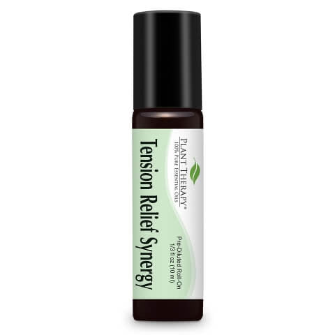 Plant Therapy - Tension Relief Synergy Essential Oil Roll-On