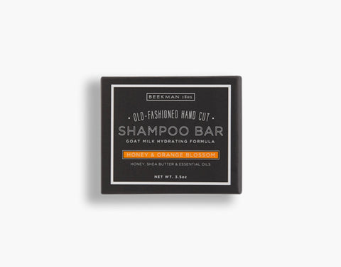 Beekman 1802 Shampoo Bar- Honey & Orange Blossom