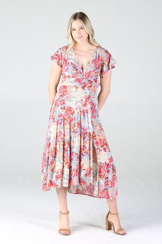 Bella Floral Dress