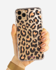 Casery Leopard iPhone Case
